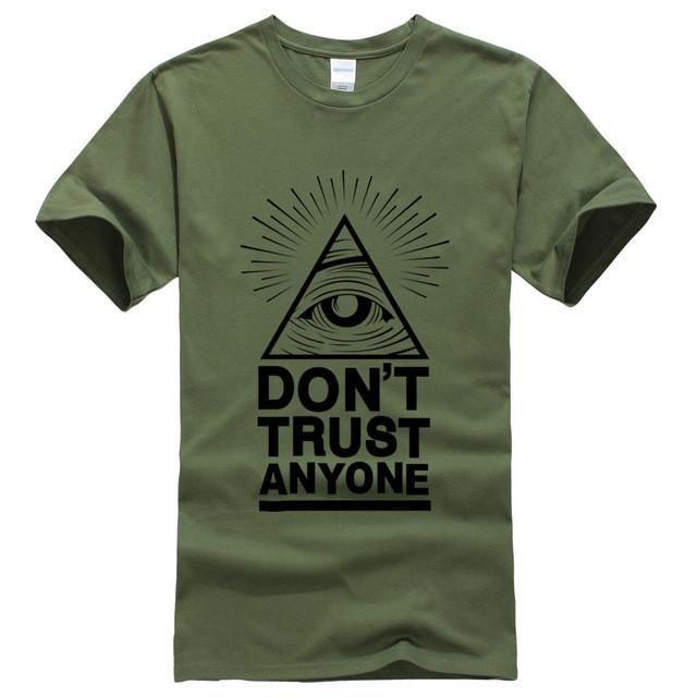 Illuminati T Shirt - Various Colors