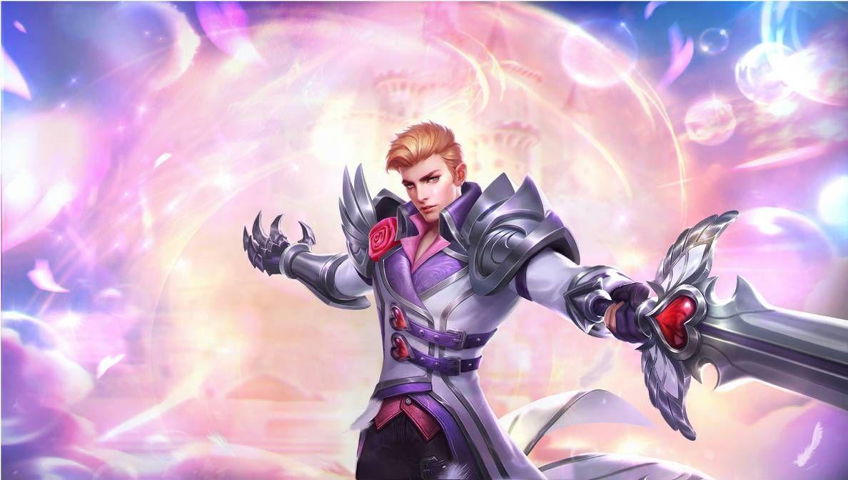Alucard Romantic Fantasy By Makinig On Deviantart In 2021 Mobile Legend Wallpaper Alucard Mobile Legends Alucard