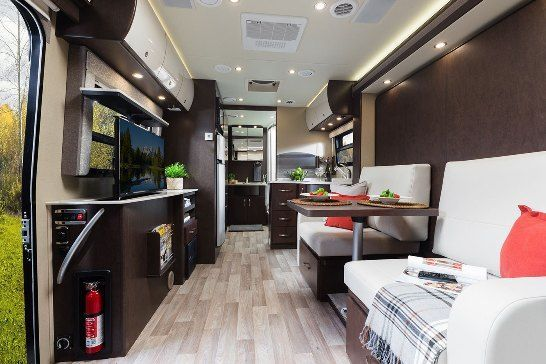 Inside The Burstner Argos Time A650 European Motorhome For Sale Combined Toilet And Shower Maximises Space Feel Free To Use This Image But Give C