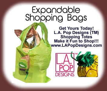 Get Your Expandable #ShoppingTotes today from #LAPopDesigns (TM) >> http://www.amazon.com/Pop-Design-Expandable-Eco-Friendly-Lightweight/dp/B00UHAMMDG/ref=sr_1_11?s=kitchen&ie=UTF8&qid=1441752180&sr=1-11&keywords=shopping+bags