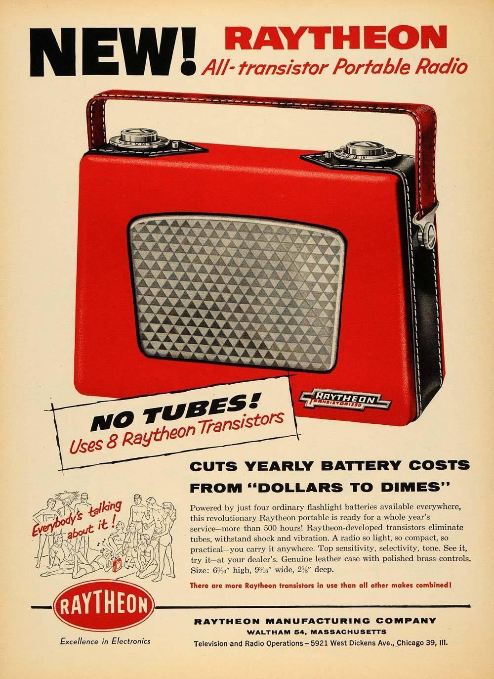 Vintage Radio Ads 52