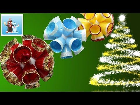 simple christmas decorations ideas diy art and craft youtube - Youtube Homemade Christmas Decorations