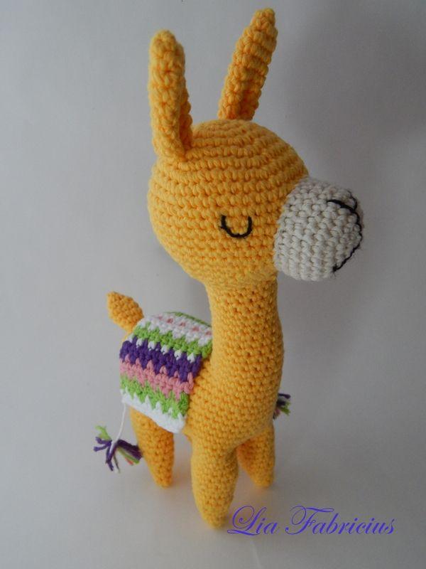 Alpaca Crochet #picapau | Tejido crochet | Pinterest | Häkeln