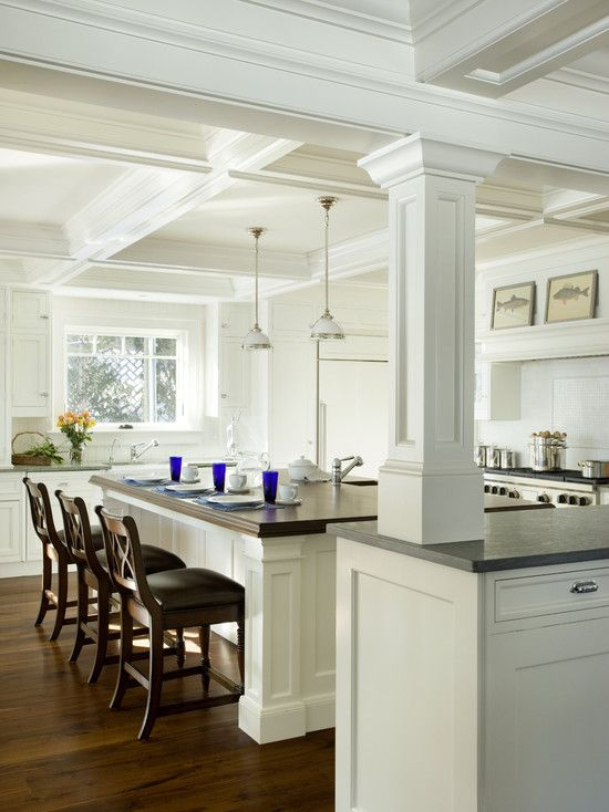Traditional Open Kitchen Design, Pictures, Remodel, Decor and Ideas - page  19