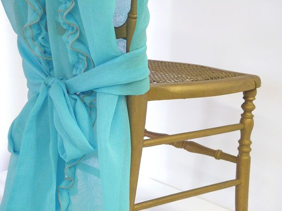 Awesome Wedding Chair Cover Sky Blue Decoration By Download Free Architecture Designs Sospemadebymaigaardcom