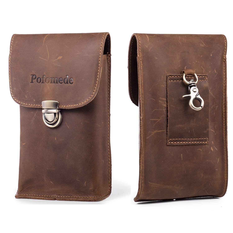 Hengwin Multi Pockets Canvas Small Cross Body Shoulder Bag Messenger Handbag