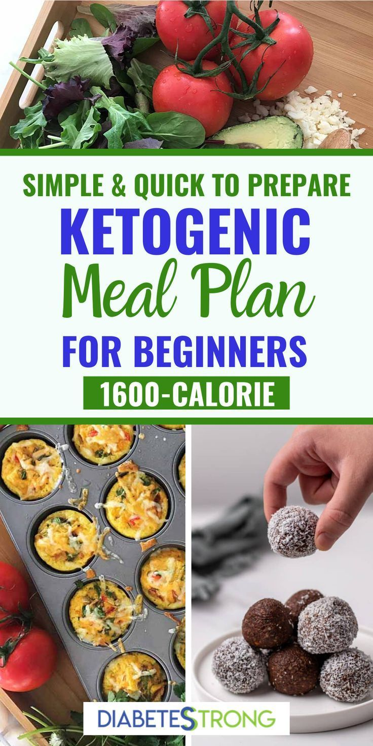 Simple Ketogenic Meal Plan (With Recipes & Grocery List)