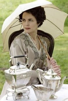 Downton Abbey - Afternoon tea