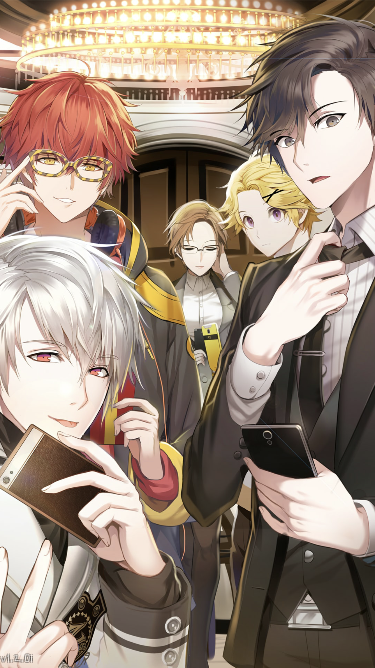 Pin by yassiii Babazzz on Anime Zen mystic messenger