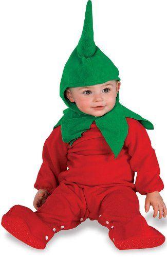 Cute Infant Baby Chili Pepper Halloween Costume 612 Months  sc 1 st  Pinterest & Cute Infant Baby Chili Pepper Halloween Costume 612 Months | Baby ...