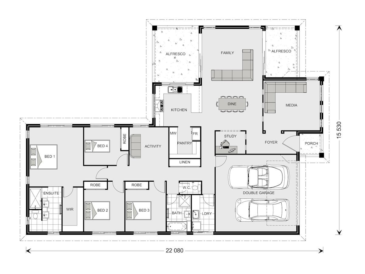 Parkview 215 element our designs cairns builder gj for House plans cairns