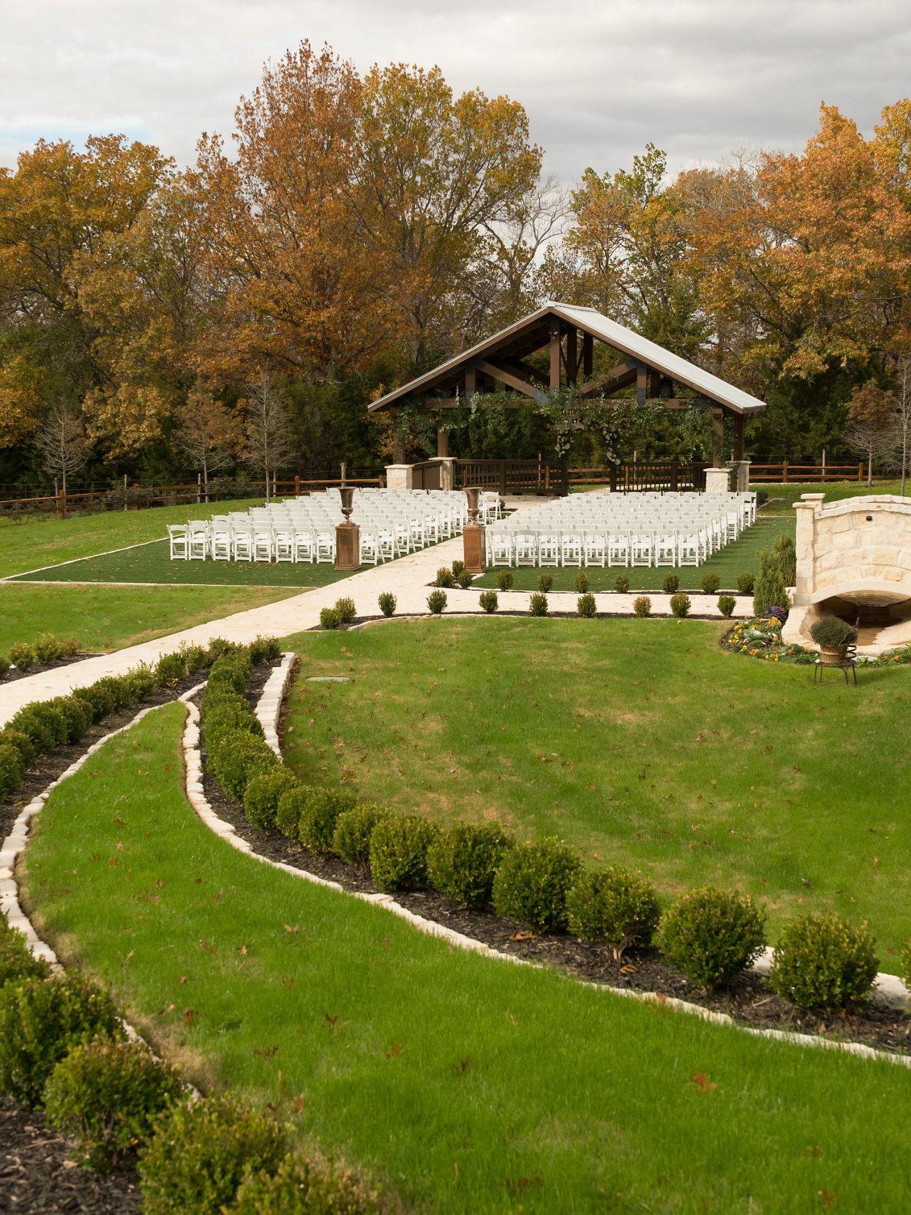 THE SPRINGS in McKinney | Dallas wedding venues, Outdoor ...