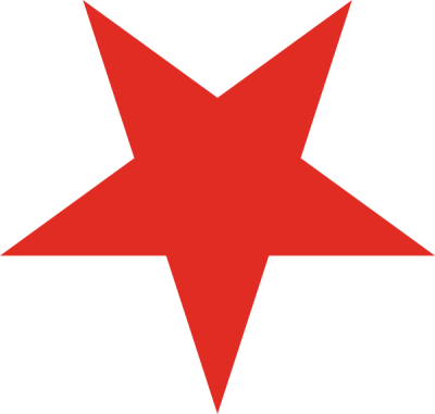 Red Star Logo Png Images With Transparent Background Download Portable Network Graphics Logo Red Star Png Pictures Wikipng Red Star Logo Star Logo Red Star