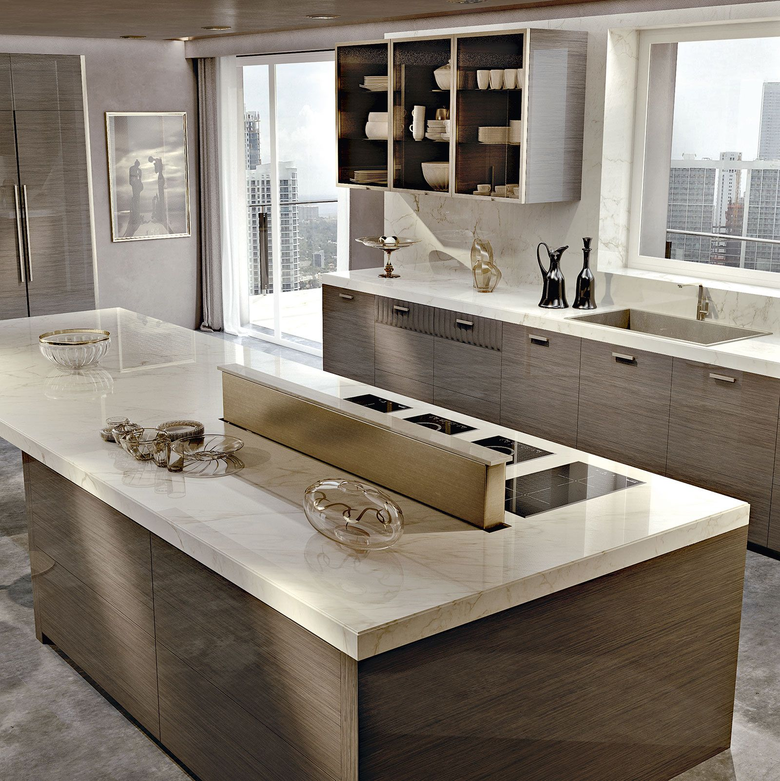 Daytona arredamento contemporaneo moderno di lusso e Arredi di lusso casa