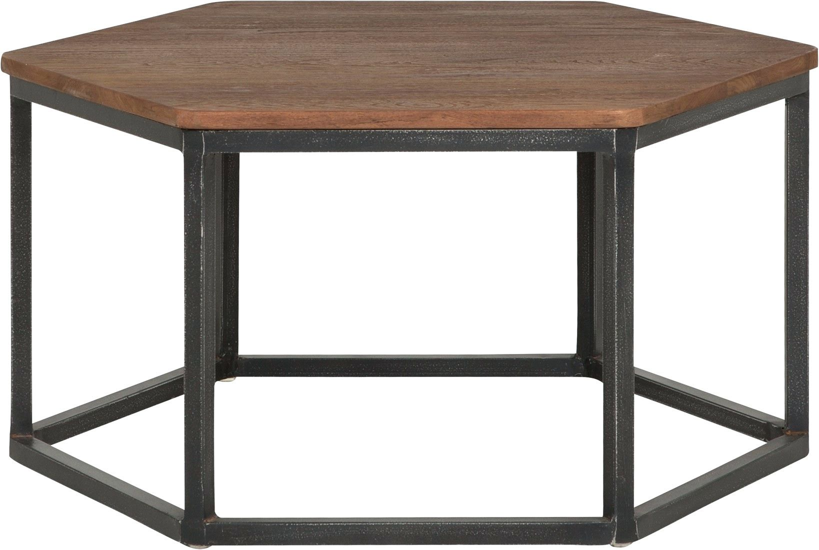 Hexagon Coffee Table Plans Coffee Table Hexagon 35x70x61 Cm 3
