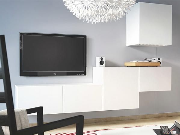 Idee Deco Meuble Tv Ikea Novocom Top