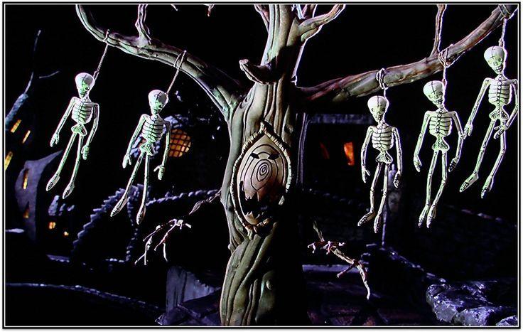 nightmare before christmas movie tree Google Search
