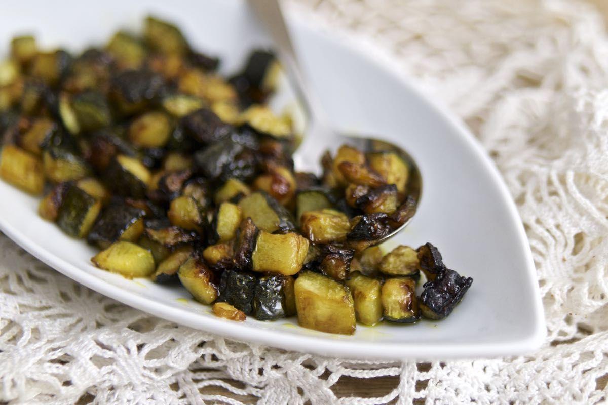 Zucchine in agrodolce | Mastercheffa