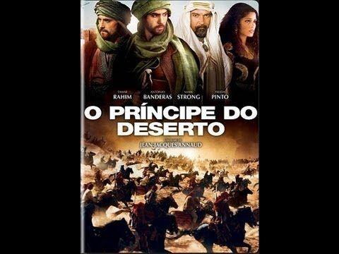 O Principe do Deserto filme completo dublado lancamento 2013!!