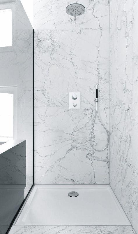 68+ Trendy bathroom ideas small tile walk in shower wet rooms #wetrooms