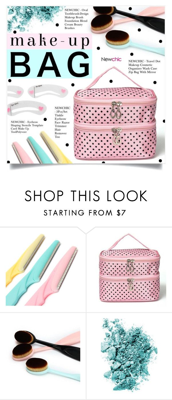 """""""NEWCHIC"""" by larissa-takahassi ❤ liked on Polyvore featuring beauty and NARS Cosmetics"""