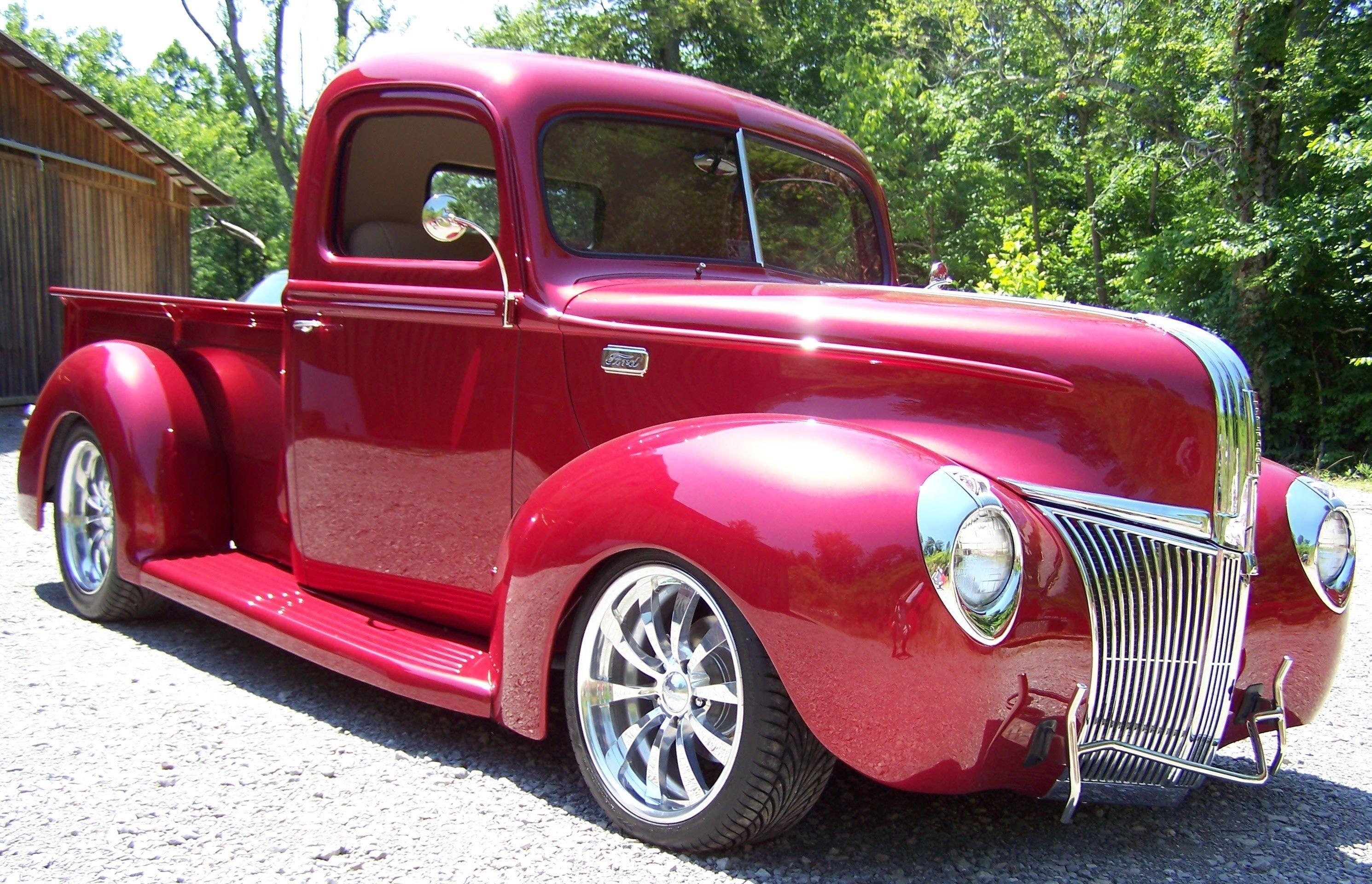 1941 Ford Pickup | automobiles | Ford trucks, Pickup trucks