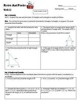 ACT Review and Practice #12 (With images) | Act math, What ...