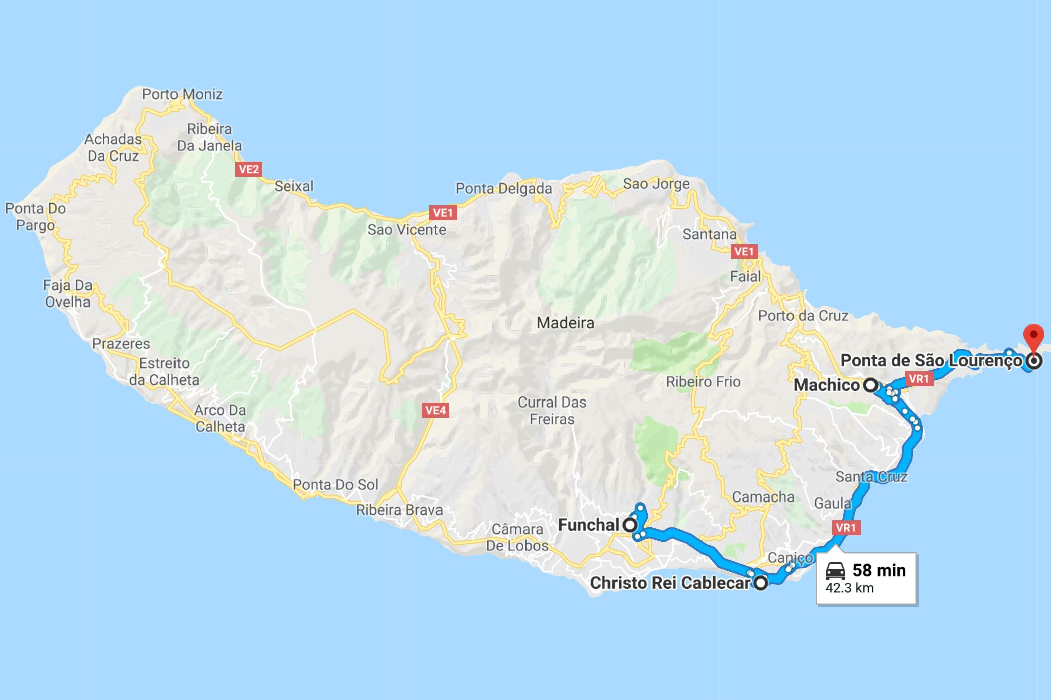The Ultimate Seven Day Guide To Madeira Madeira Funchal