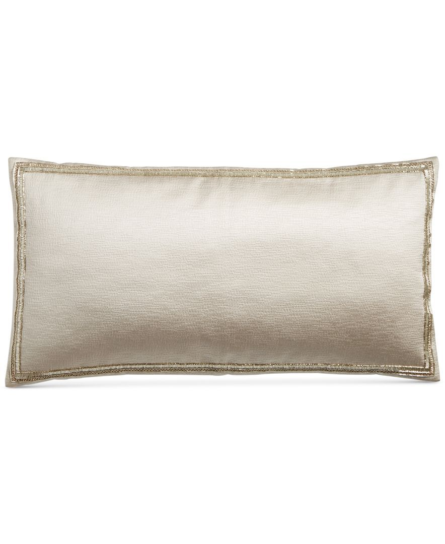 """Hotel Collection Fresco 16"""" x 16"""" Decorative Pillow, Created for ..."""