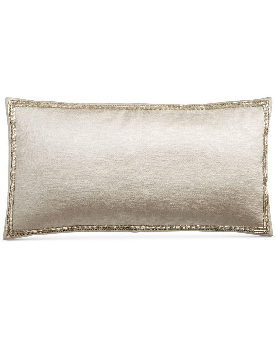 Hotel Collection Fresco 14 Quot X 26 Quot Decorative Pillow