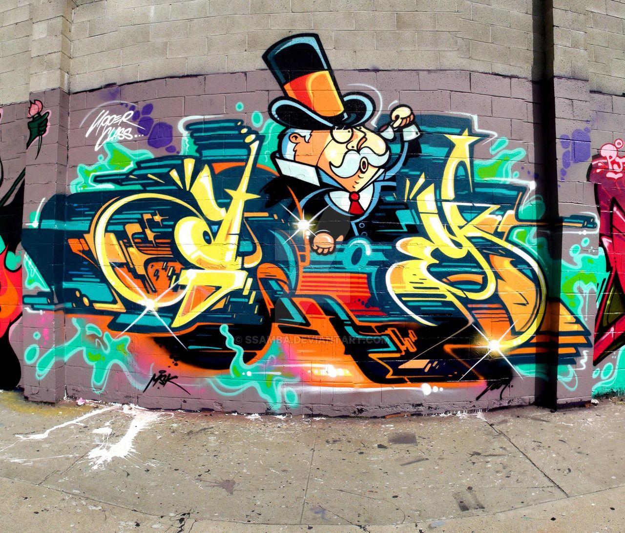 Картинки граффити для компании