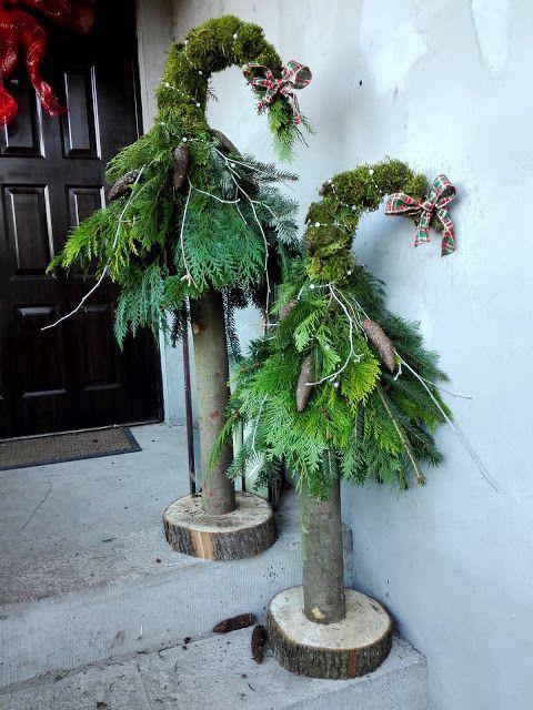 KREATYWNE DEKORACJE -Creative Decoration: boże narodzenie #friedhofsblumen