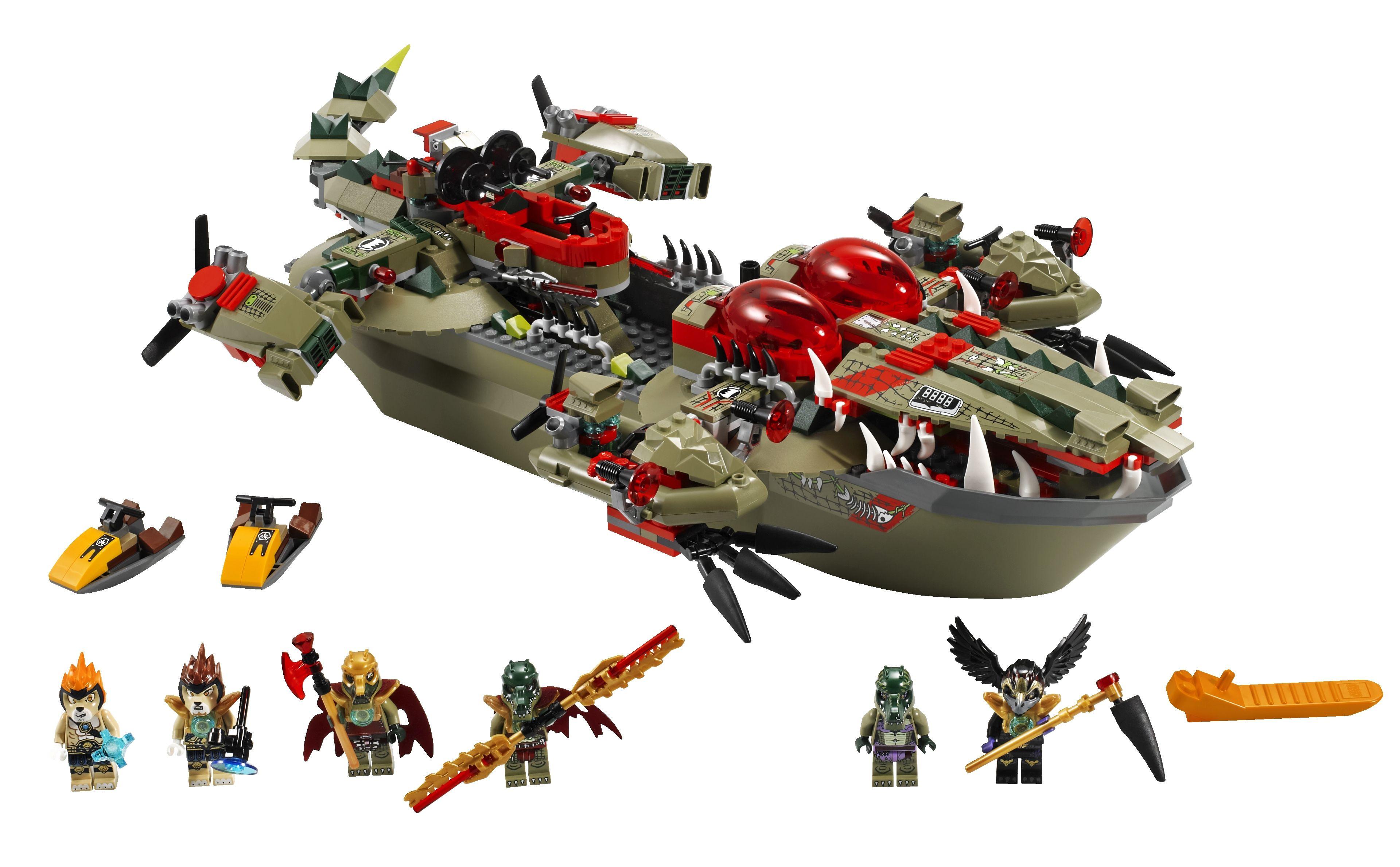 10 Lego Legends of Chima Sets Boys Will Love | Lego chima