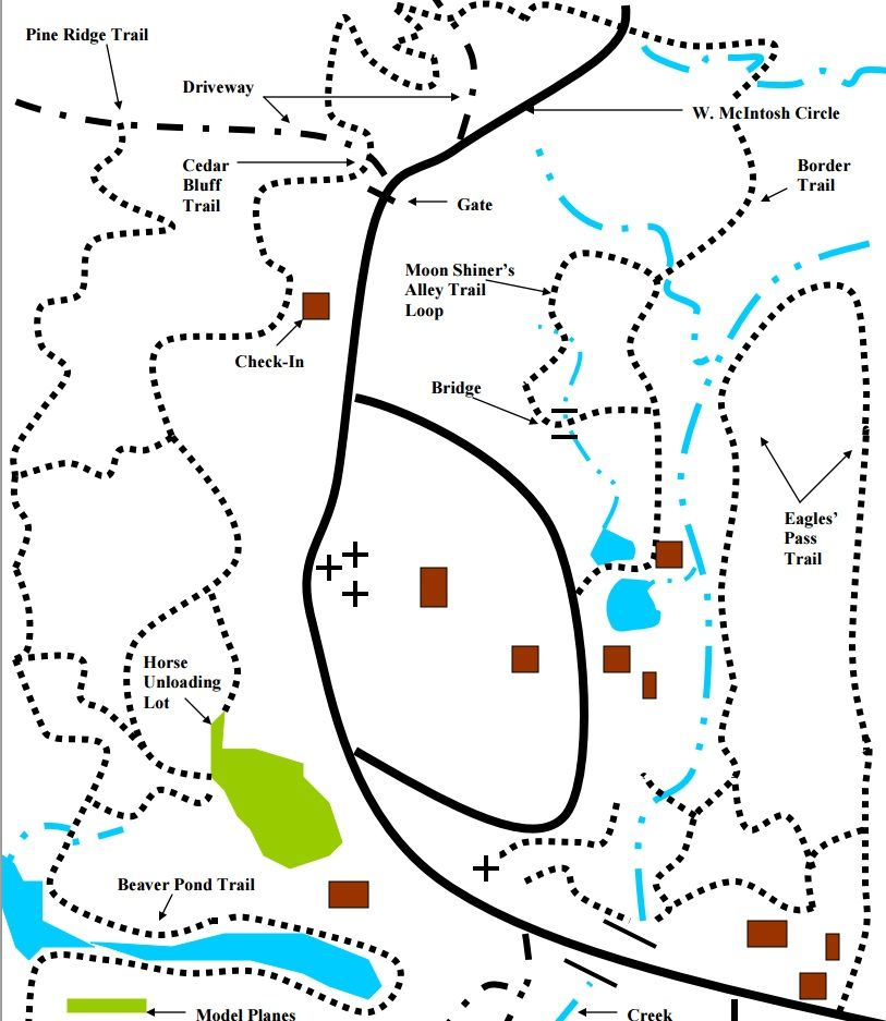 mcintosh reserve trail map whitesburg ga carroll county
