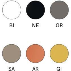 Photo of #eye #pedrali#babila#stool#painted#black#satin#orange#pedralipedrali Pedrali Bab…