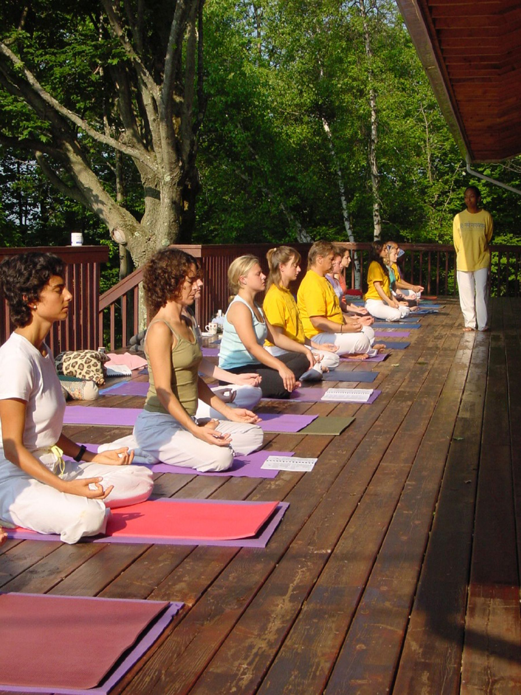 Sivananda Ashram Yoga Ranch New York Yoga And Meditation Retreats Yoga Teacher Training Yoga Meditation Retreat Meditation Retreat Retreat