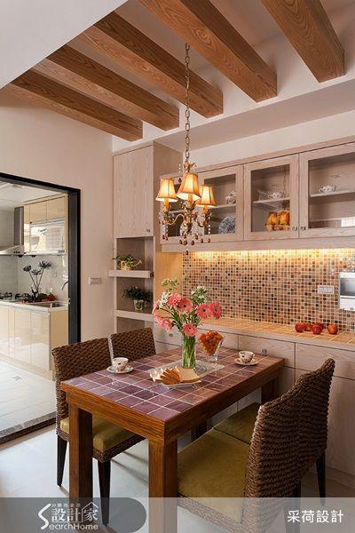 采荷設計鄉村風設計圖片采荷 12之6 Home Decor Flooring Decor