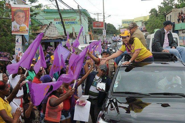 Margarita dice PLD garantiza el progreso del país