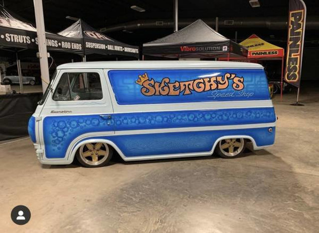 1960 to 1969 Ford Econoline For Sale Custom cars for