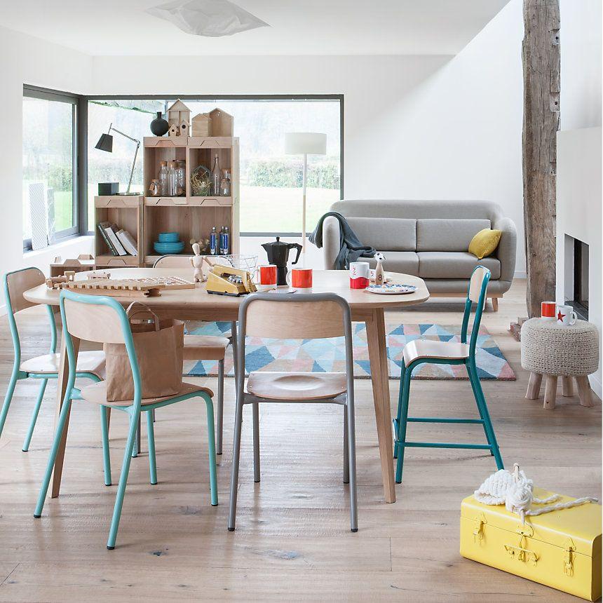 Canape Maxou Disponible En 2 Dimensions 4 Coloris Camif Fr Canape Mobilier De Salon Decoration Maison
