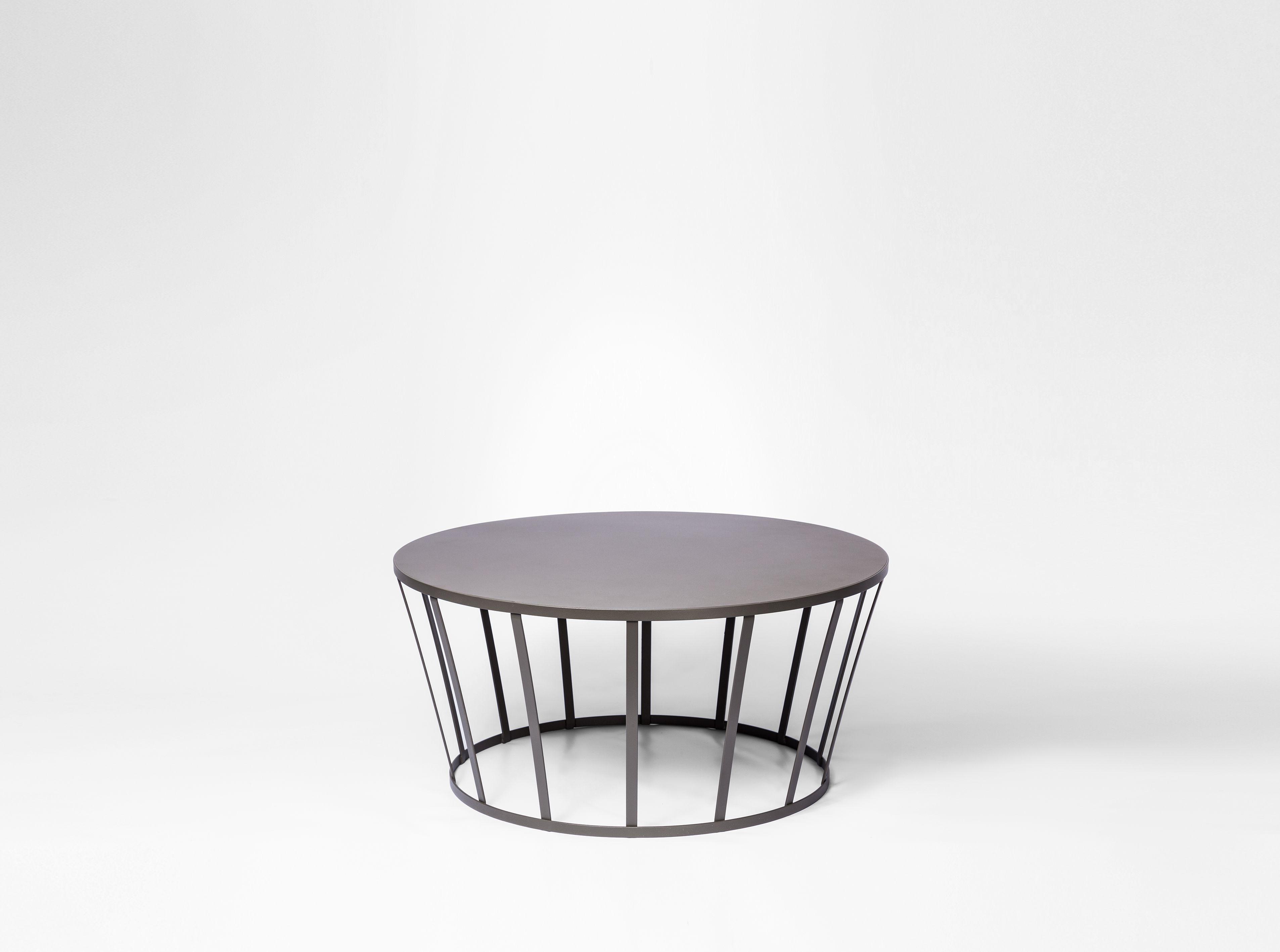 bertoia coffee table