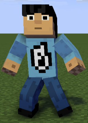 Minecraft Story Mode Heat Alien Is So Scared Vault Boy Gaming Logos Character