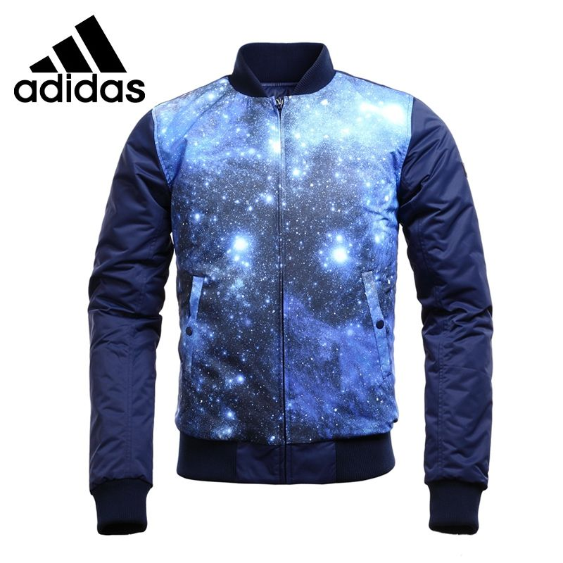 Original nuevo Arrival Thickened Adidas NEO Label Hombre Thickened Arrival Jacket Short 68b47c