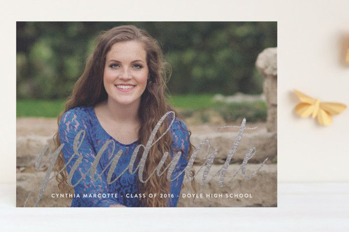 Modern Grad by Chasity Smith at minted.com