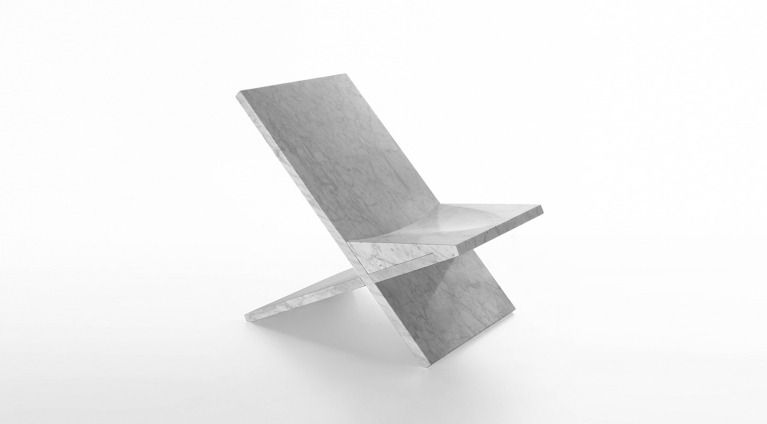 I Love Furniture — Sultan chair, Konstantin Grcic, 2006, Marsotto...