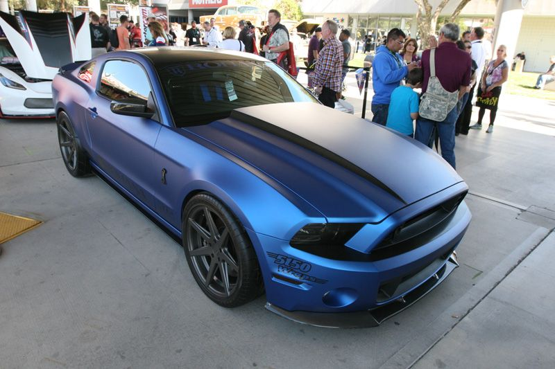 20 Cars With The Most Insane Paint Jobs Number 4 Is Just Crazy Car Paint Jobs Blue Mustang Car Painting