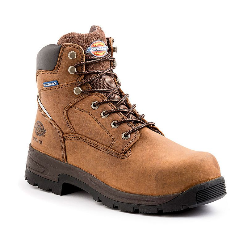15cf621d051 Dickies Mens Prowler Work Boots Flat Heel Lace-up | Products | Steel ...