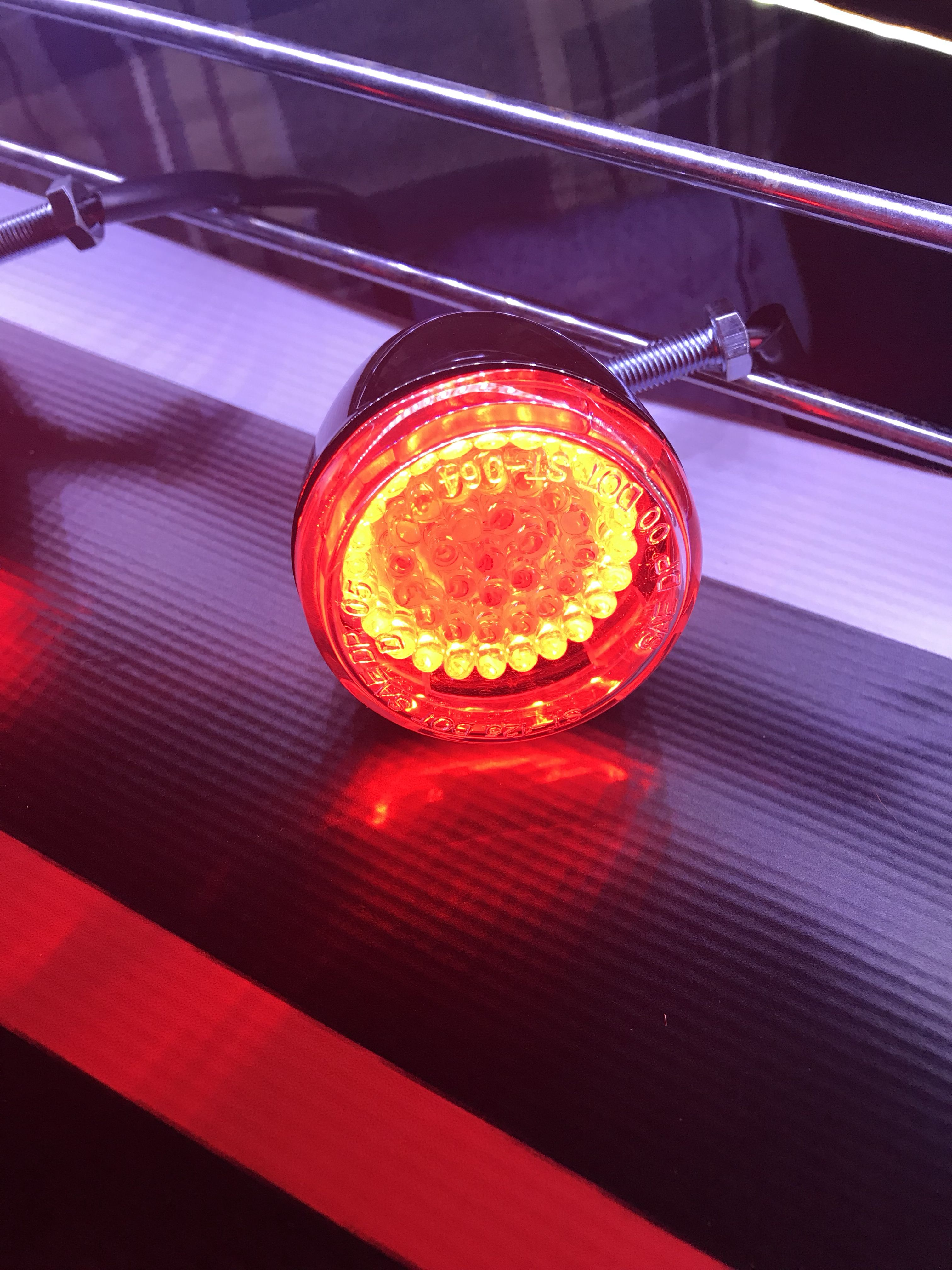 Harley Davidson Turn Signal Insert Motorcycle Led Lighting Automotive Led Lights Led Lights