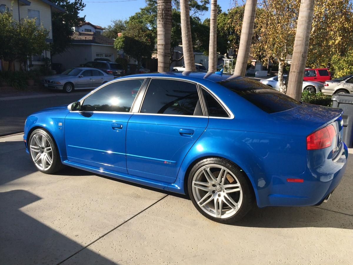 Audi RS Cars That Should Be Collectible Soon - Audi rs4 for sale