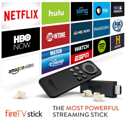 Amazon Fire Stick Black Friday 2015 In 2020 Fire Tv Stick Amazon Fire Tv Amazon Fire Tv Stick